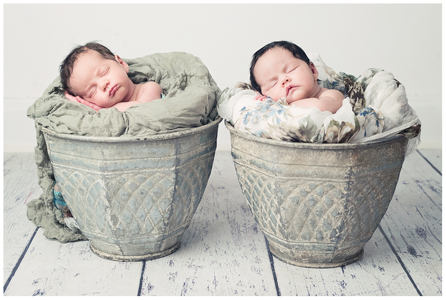 Tvillingförlossning på Magpodden