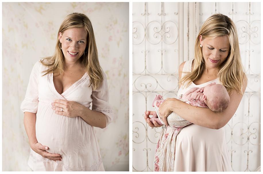 Sandra på Magpodden - Förlossningsfredag