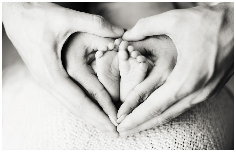 Nyföddfötter
