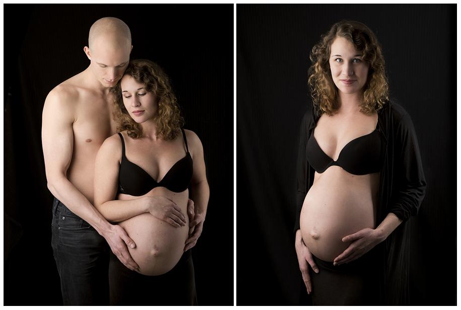 Evelina , förlossningsfredag, Magpodden